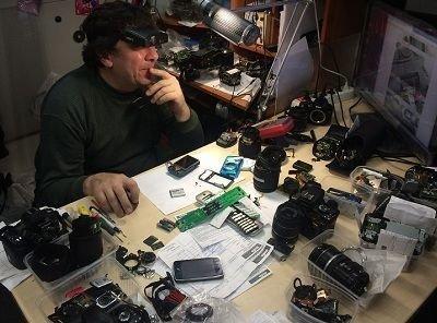 Ремонт радиотелефона панасоник своими руками фото 2