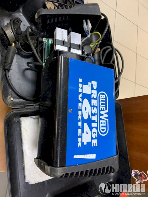 Blueweld 164 inverter